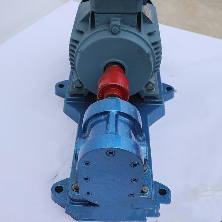 高压齿轮泵型号大全 高压齿轮泵有哪些品牌