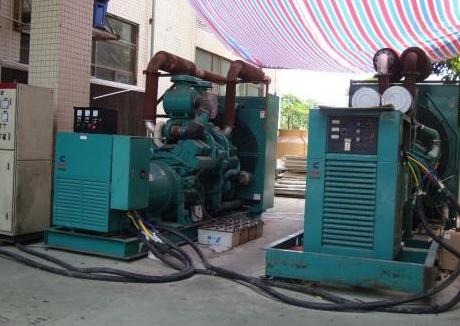 惠州发电机出租价格 惠州发电机出租电话