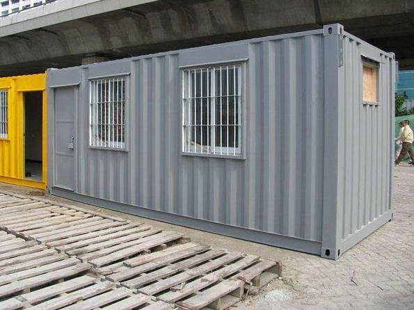新疆集装箱活动房价格 新疆集装箱活动房定制