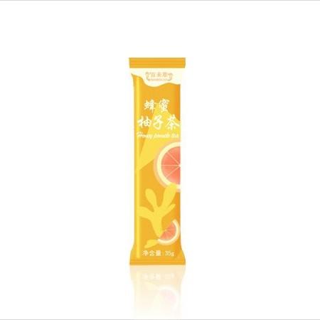 蜂蜜柚子茶袋装厂家批发 蜂蜜柚子茶袋装价格