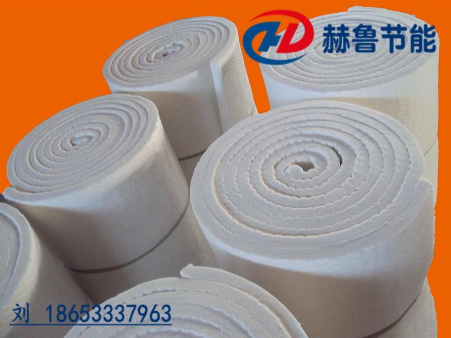 陶瓷纤维甩丝毯价格 陶瓷纤维甩丝毯厂家供应