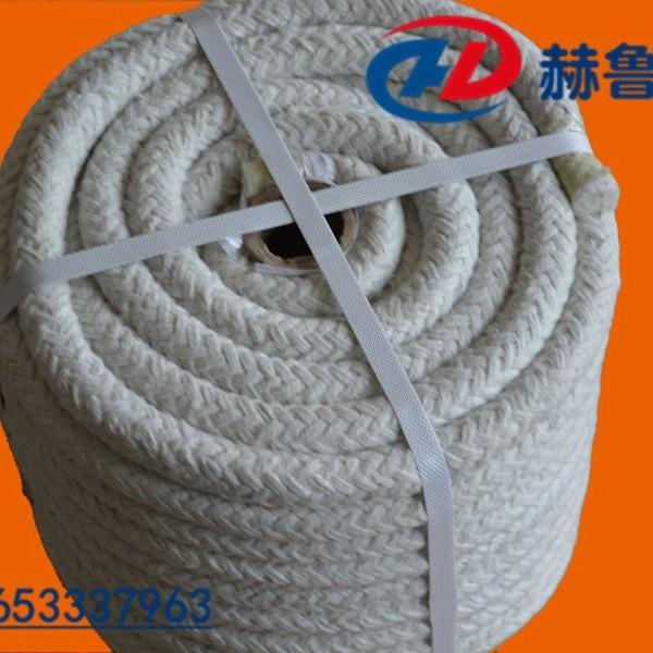 陶瓷纤维圆编绳厂家 陶瓷纤维圆编绳批发价格
