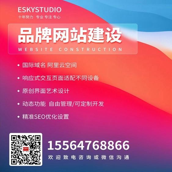 网站开发设计公司 网站开发设计报价单