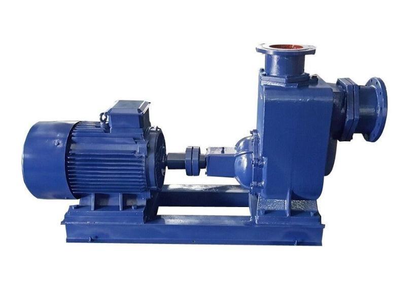 自吸无堵塞排污泵生产厂家 自吸无堵塞排污泵型号