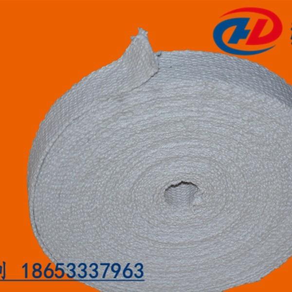 钢丝加强陶瓷纤维带厂商 钢丝加强陶瓷纤维带批发价格