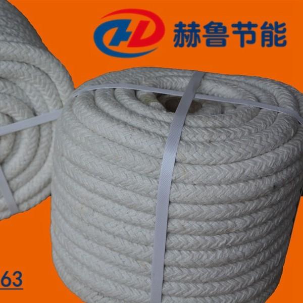 硅酸铝陶瓷纤维绳厂家 硅酸铝陶瓷纤维绳多少钱