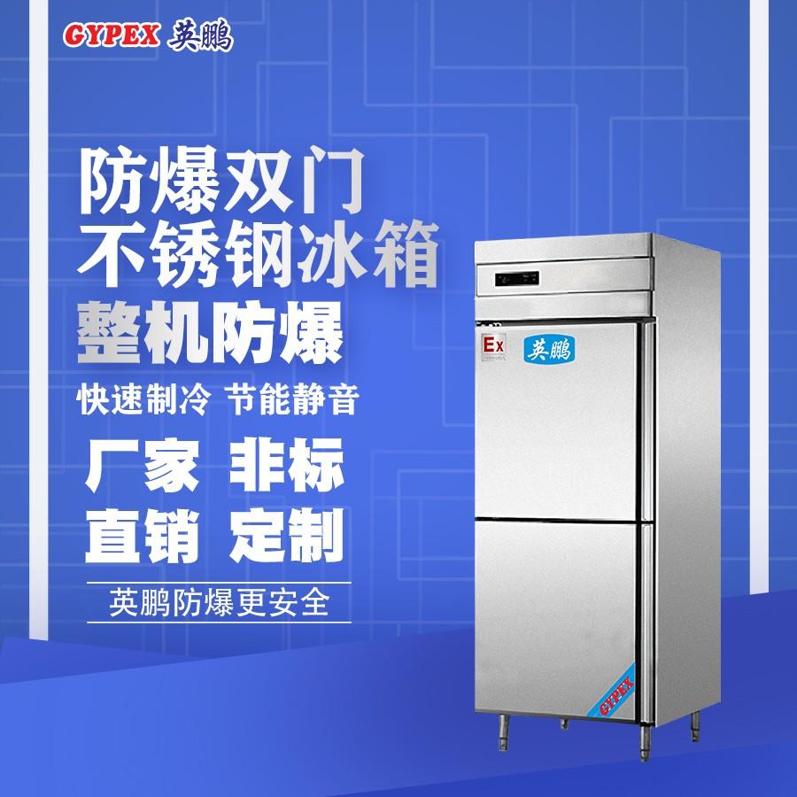 不锈钢防爆冰箱生产厂家 不锈钢防爆冰箱