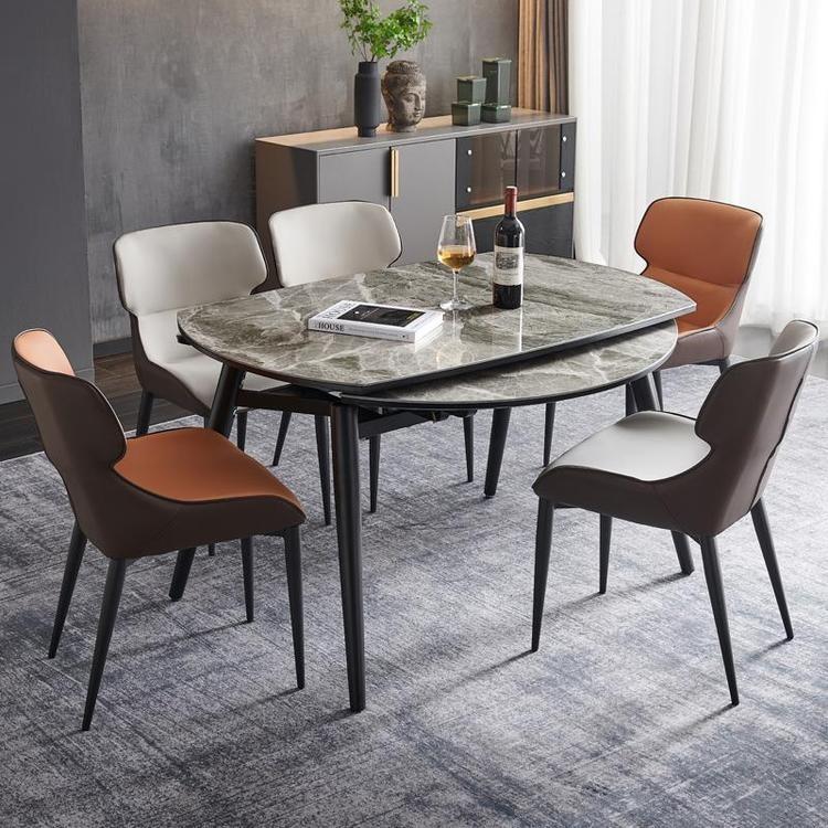 岩板餐桌价格及图片 岩板餐桌品牌