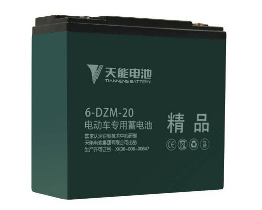 天能电池价格表 天能电池价格48v四块