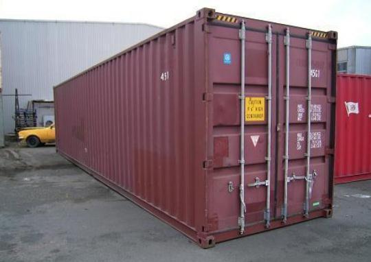 40尺集装箱内部尺寸是多少 40尺集装箱内部尺寸是多少立方
