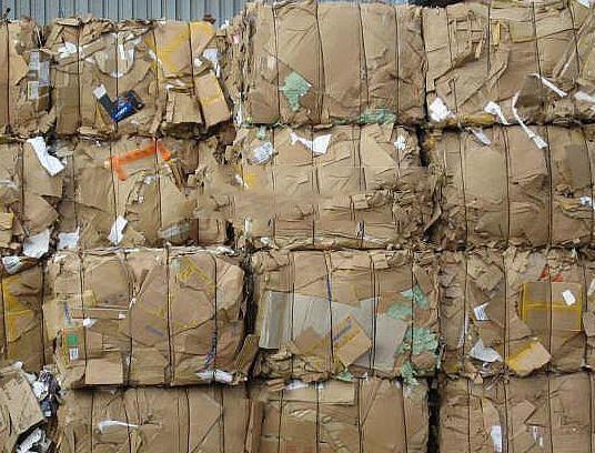 废纸打包站投资多少钱 废纸打包站一吨利润