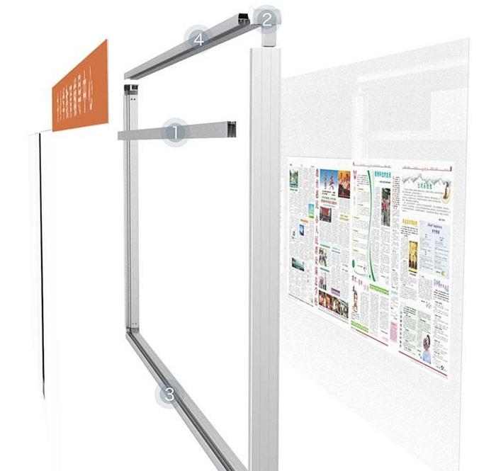 办公室公示栏设计价格 办公室公示栏设计厂家