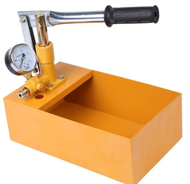 手动试压泵什么牌子好 手动试压泵价格