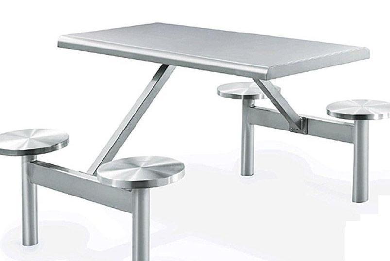 不锈钢餐桌椅报价 不锈钢餐桌椅厂家