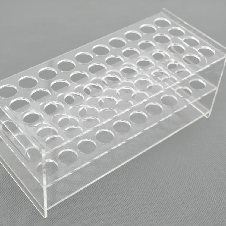 有机玻璃试管架价格 有机玻璃试管架规格