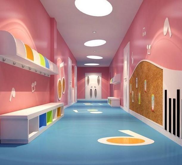 郑州幼儿园装修设计费 郑州幼儿园装修设计公司