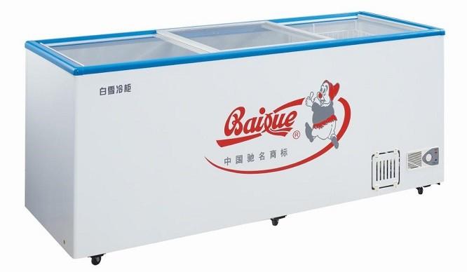 白雪冰柜多少钱一台 白雪冰柜价格及图片