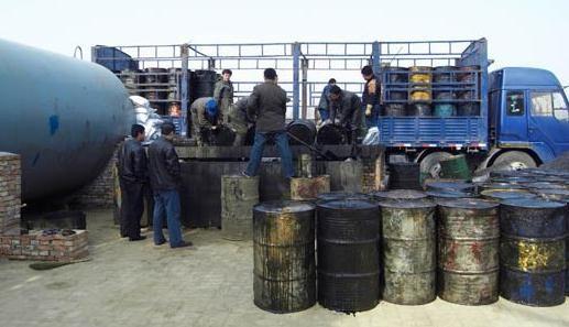 废油处理厂家 废油处理价格