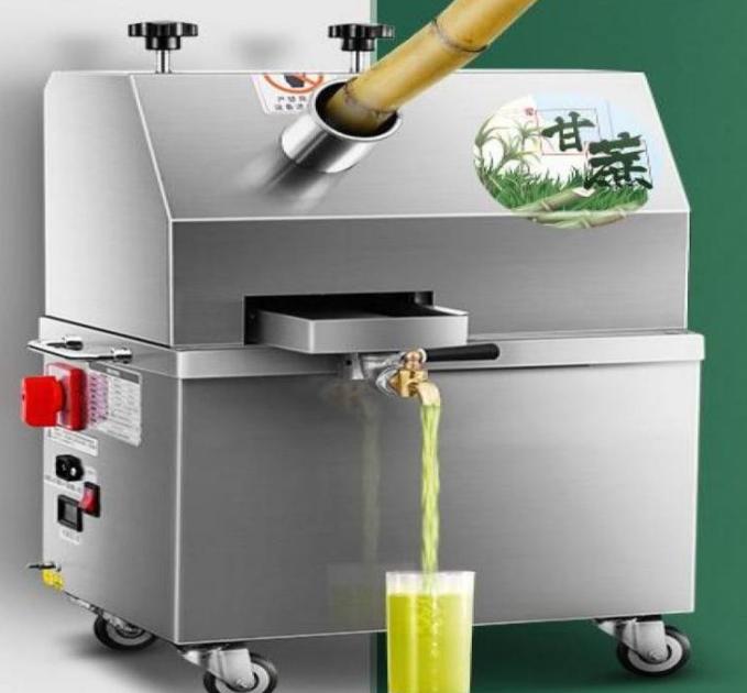 甘蔗榨汁机哪里能买到 甘蔗榨汁机价格