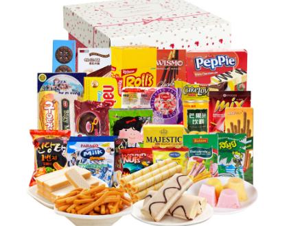 上海休闲食品品牌加盟 上海休闲食品品牌排行榜