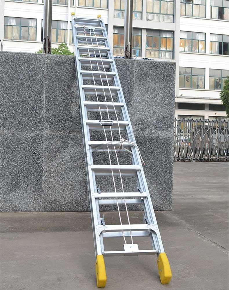 铝合金伸缩梯子价格 铝合金伸缩梯子十大品牌