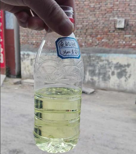 河南废机油回收处理厂家 废机油回收处理价格