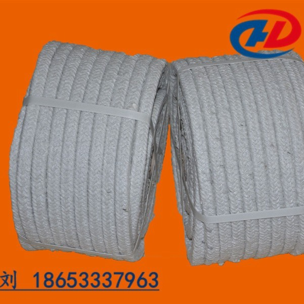 方形陶瓷纤维绳生产厂家 方形陶瓷纤维绳价格