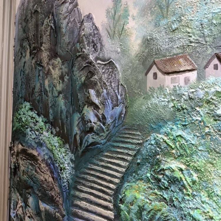 上海墙体彩绘报价 上海墙体彩绘最新价格