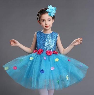 少儿演出合唱服装定制 少儿演出合唱服装价格