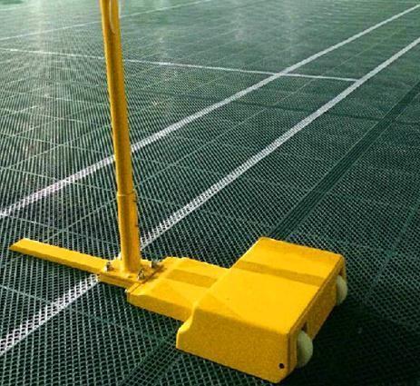 羽毛球网柱尺寸 羽毛球网柱价格