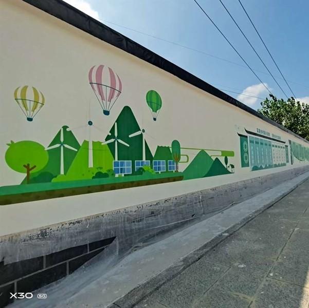墙面彩绘价格一般多少 墙面彩绘公司