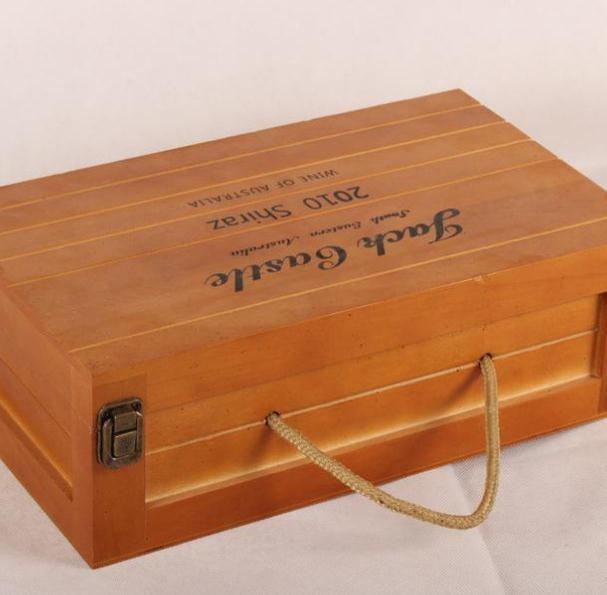 红酒木盒价格 红酒木盒批发