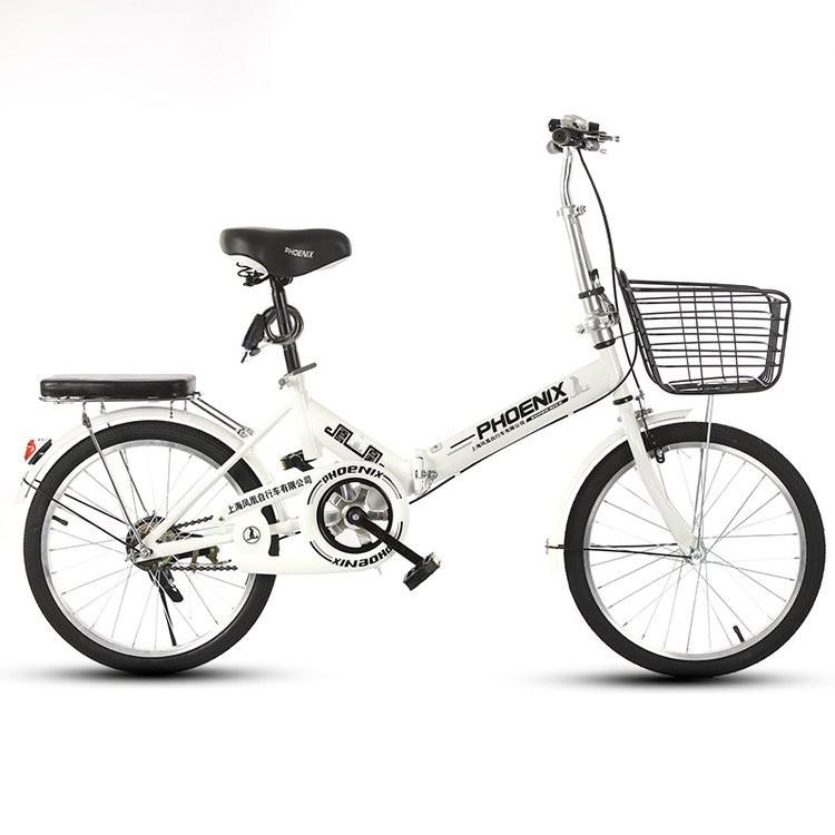 超轻折叠自行车推荐 超轻折叠自行车批发价格