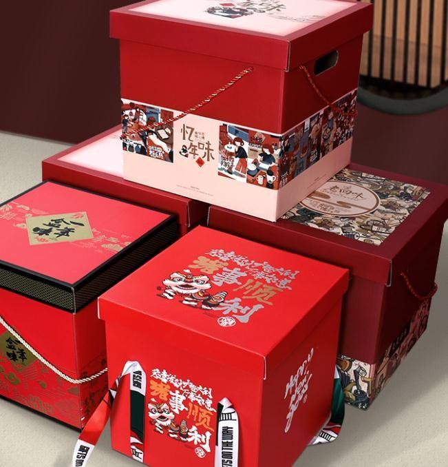 年货礼品排行榜 年货礼品盒批发市场