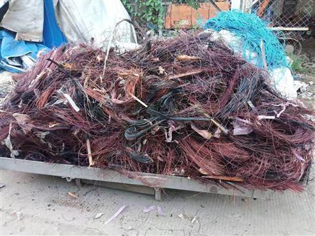 沈阳漆包线回收多少钱一斤 沈阳漆包线回收厂家
