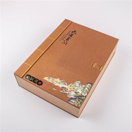茶叶盒定制厂家批发 茶叶盒定制价格