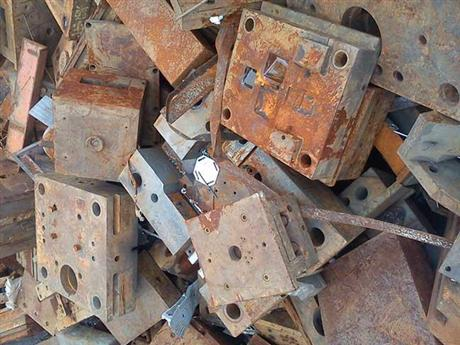 西安废铁回收价格今日价 西安废铁回收公司电话
