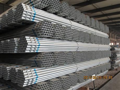 镀锌钢管国标壁厚标准 镀锌钢管国标型号规格