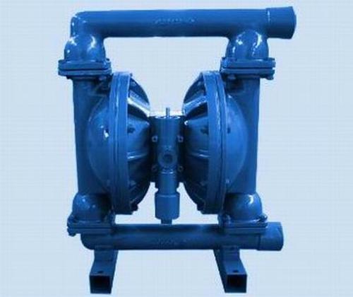 气动隔膜泵生产厂家 气动隔膜泵型号参数