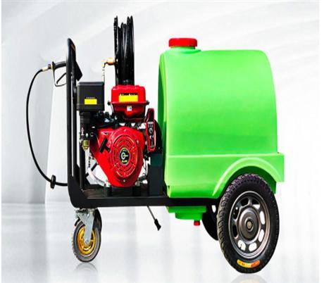 移动高压清洗机厂家直销 移动高压清洗机批发价格