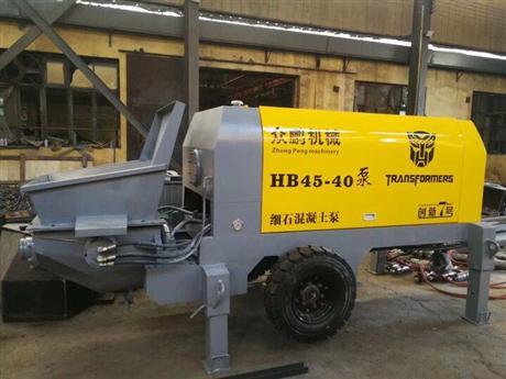 混凝土输送泵型号及价格 混凝土输送泵型号及参数