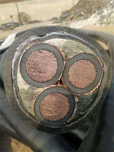 电缆废铜多少钱一吨 电缆废铜今日回收价