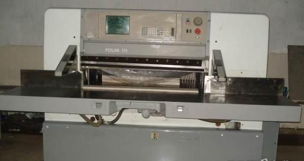 二手切纸机多少钱一台 二手切纸机价格