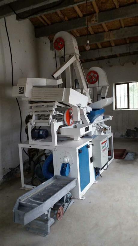 新型碾米机价格 新型碾米机厂家直销