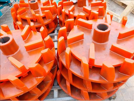 浮选机叶轮盖板批发商 浮选机叶轮盖板型号