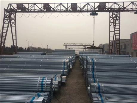 镀锌钢管价格多少钱一米 镀锌钢管生产厂家