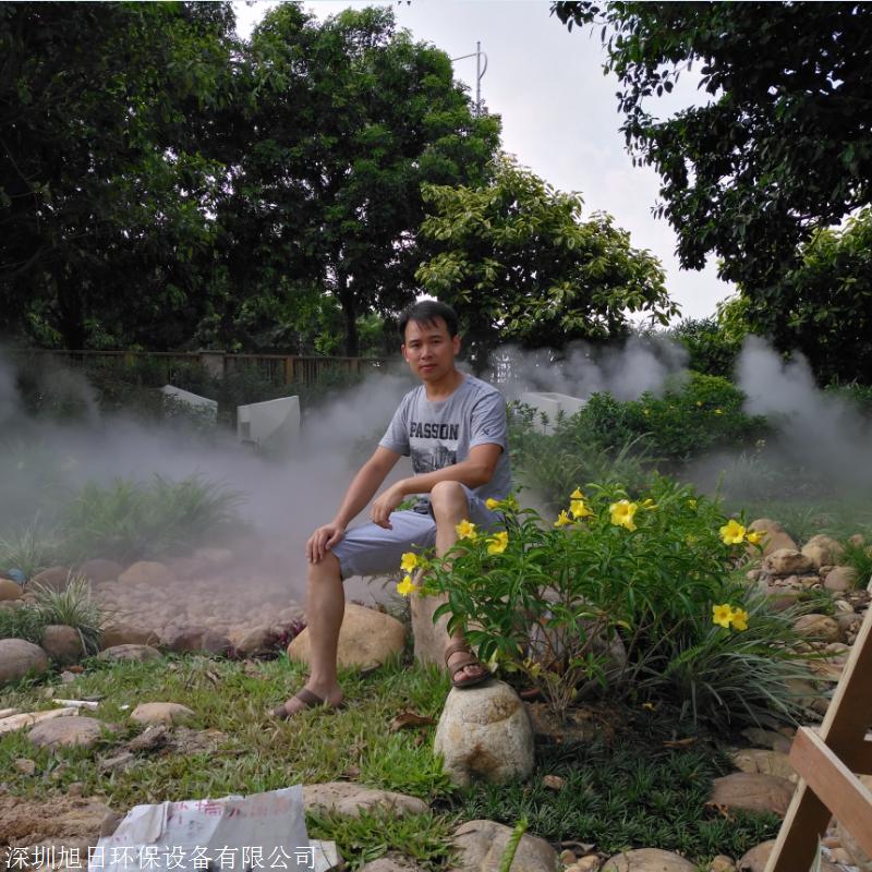 人工造雾机多少钱一台 人工造雾机生产厂家