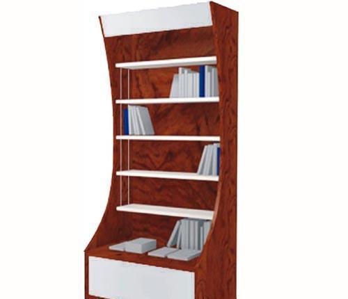 图书货架批发 图书货架生产厂家
