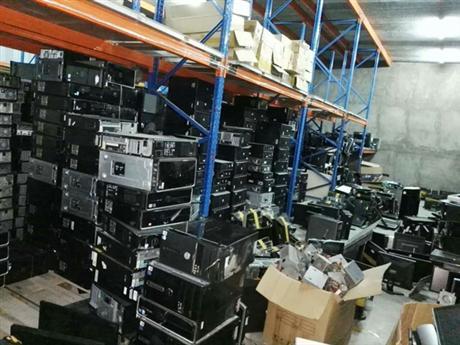 上海二手电脑回收价格 上海二手电脑回收市场