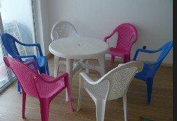 塑料桌椅厂家 塑料桌椅图片价格